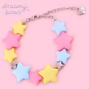 6%&#39s Milky Way Bracelet - Yellow Mix