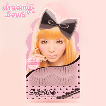 Dolly Wink Eyelash - 3. Natural Girly