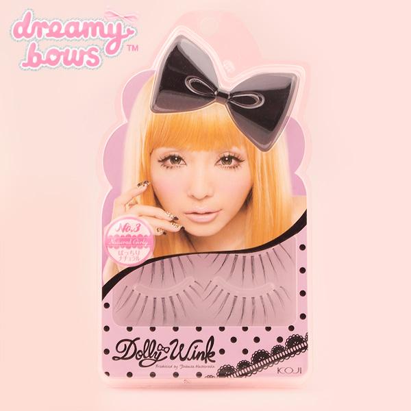 Buy Koji Dolly Wink False Upper Eyelash 3 Natural Girly At Dreamy