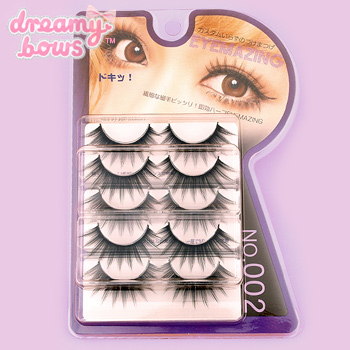 Eyemazing False Upper Eyelash 002