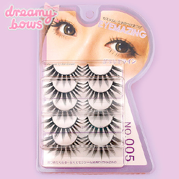 Eyemazing False Upper Eyelash 005