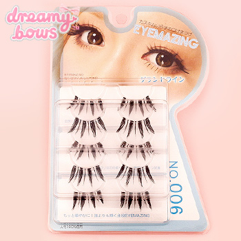 Eyemazing False Upper Eyelash 006