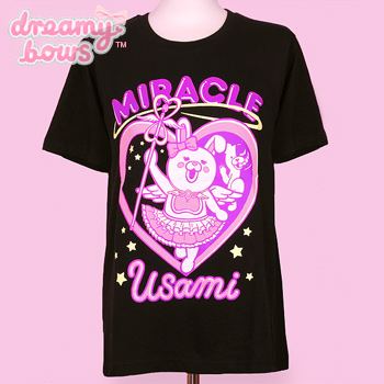 Danganronpa Miracle Usami Tee - Black