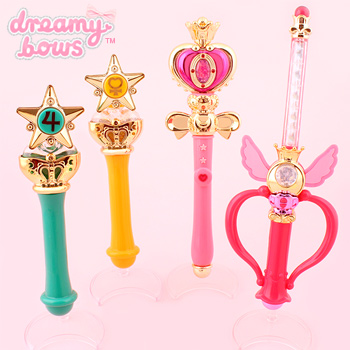Sailor Moon Stick & Rod Prop Replica Ver.2