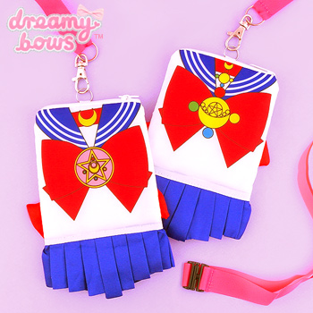 Sailor Moon Crystal Uniform Pouch