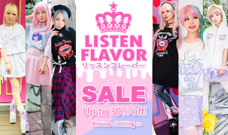 Iconic Harajuku brand 6%DOKIDOKI is now available in the UK at Dreamy Bows!