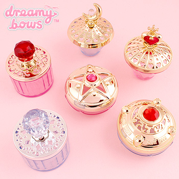 Sailor Moon Gashapon Antique Jewelry Case
