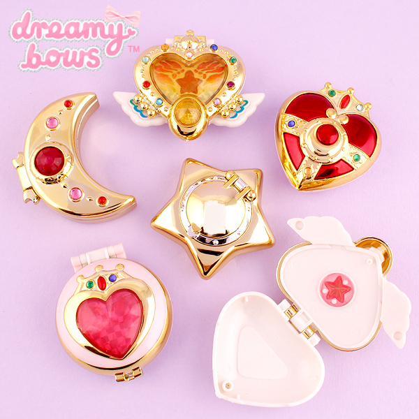 Buy Bandai Sailor Moon Transformation Compact Mirror