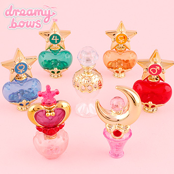 Sailor Moon Prism Perfume Bottle Gashapon