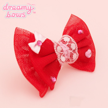 Tulle Deco Bow Ring