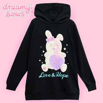 Danganronpa Usami Love & Hope Hooded Sweater