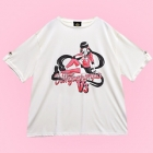 Danganronpa Maki Harukawa&#39s Secret Cutsew - White