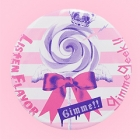 Gimme Geek Angel Candy 57mm Badge