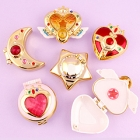 Sailor Moon Compact Mirror Set 2 Gashapon