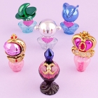 Sailor Moon Prism Perfume Bottle Set 2 Gashapon