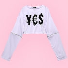 Yes Desire Short Cutsew with Ring Zips - Lav